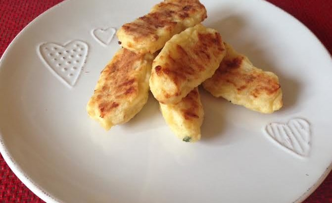 Chiftele cartofi