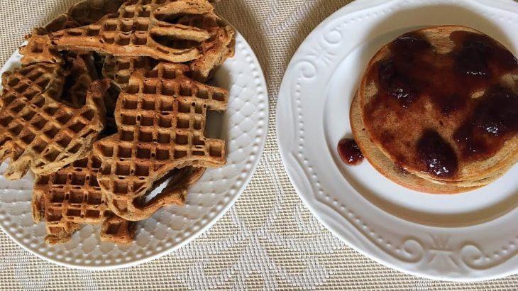 Pancakes cu aroma de portocala