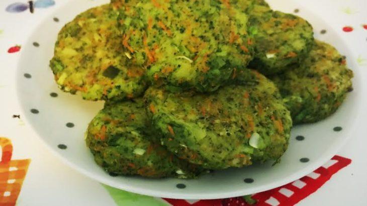 Chiftelute de broccoli